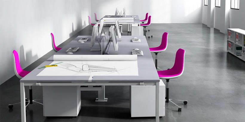 Infograf a y dise o industrial domestika for Oficinas de diseno industrial