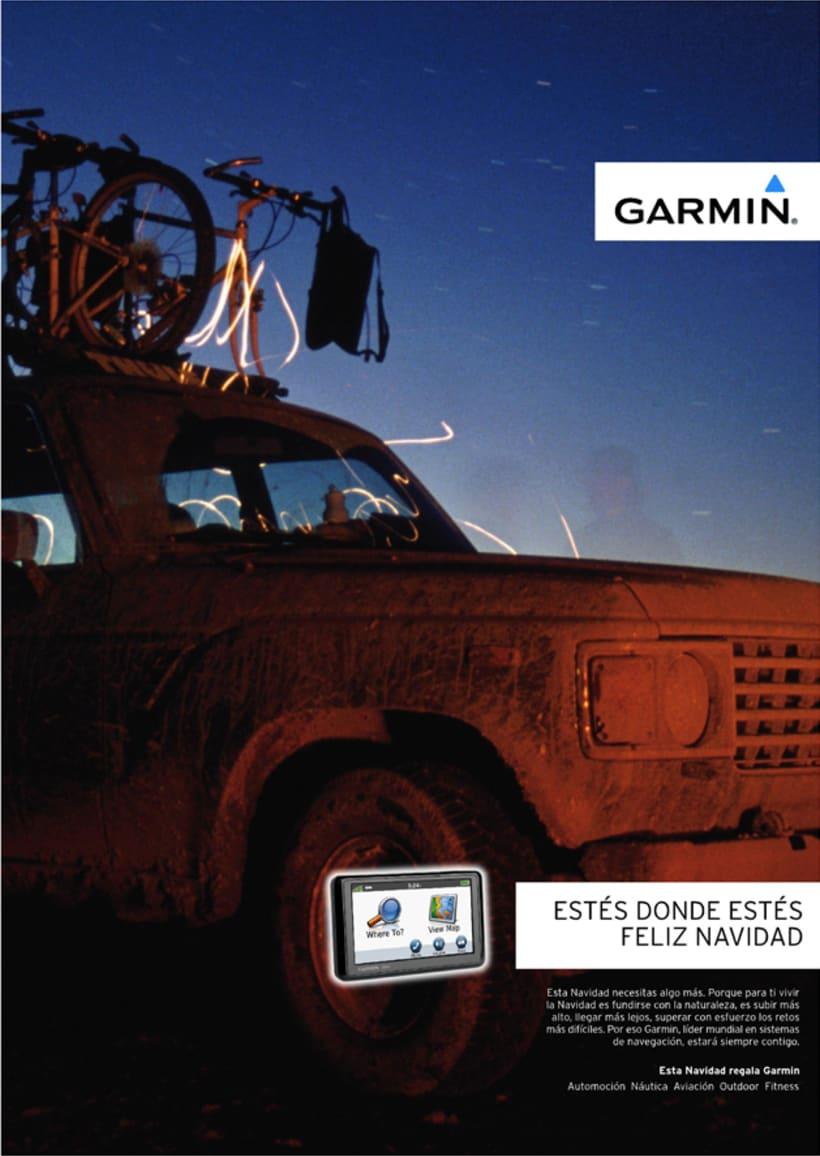GARMIN, CAMPAÑA NAVIDAD 3