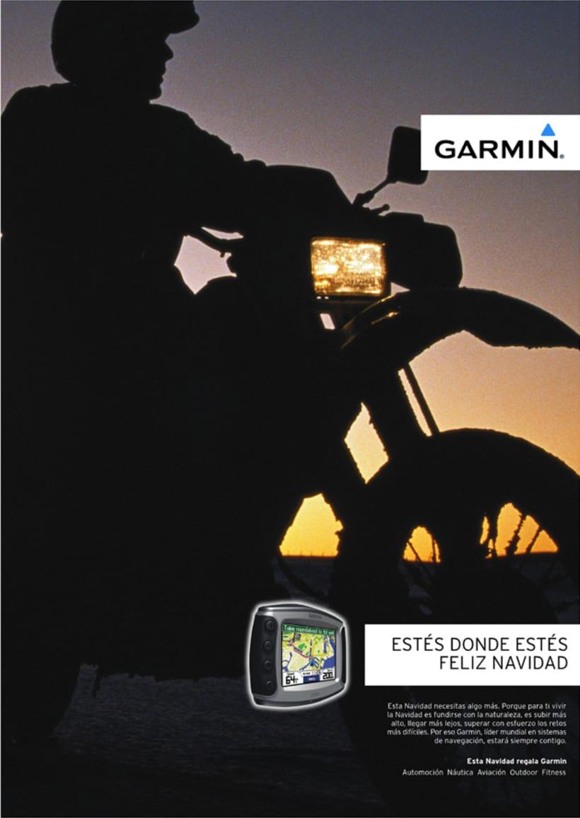 GARMIN, CAMPAÑA NAVIDAD 4