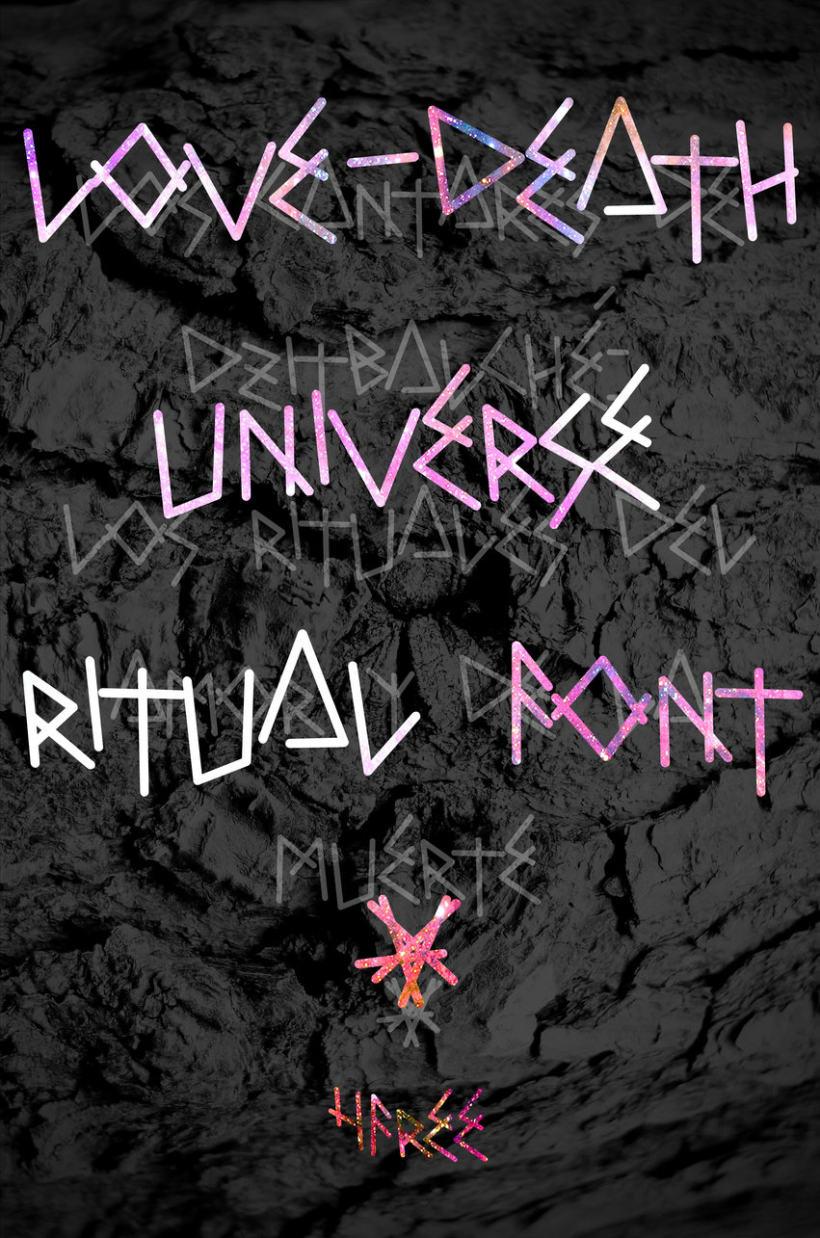 RITUAL free font 1