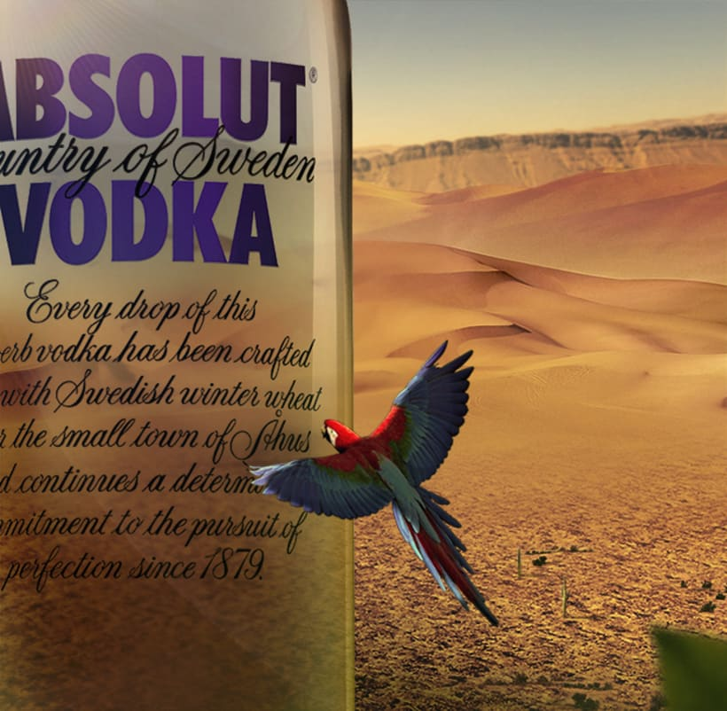Absolut Bloom 0