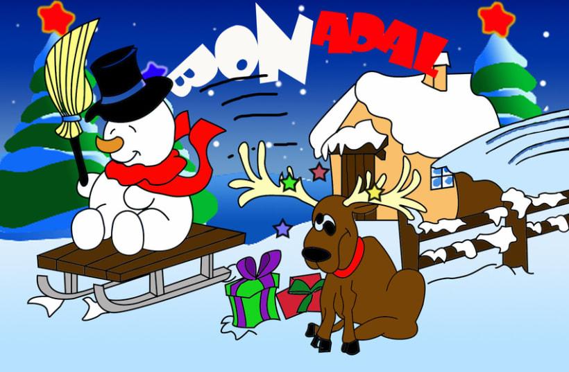 Postales de Navidad 0