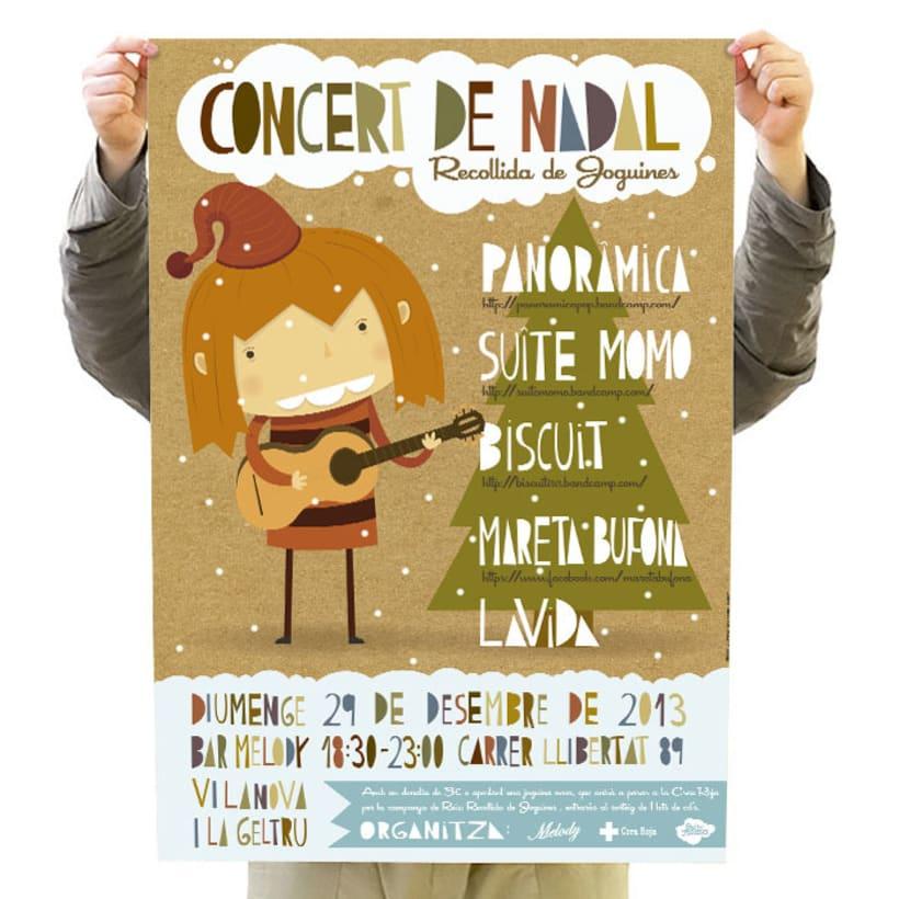 Concert de Nadal 0