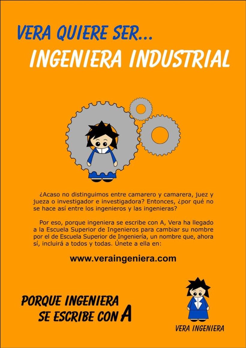 Vera quiere ser Ingeniera 2