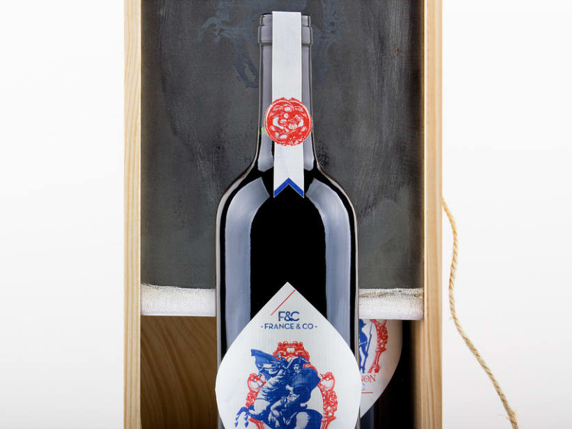 France&Co | Wine Packaging 2