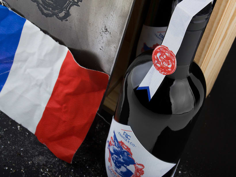 France&Co | Wine Packaging 9