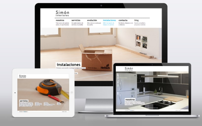 Website: Simo Interiores -1