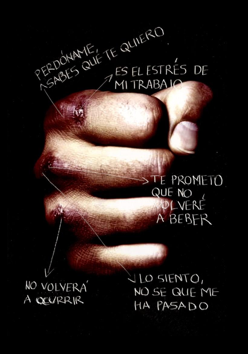 Domingo Glez_Carteles_Violencia de Genero -1