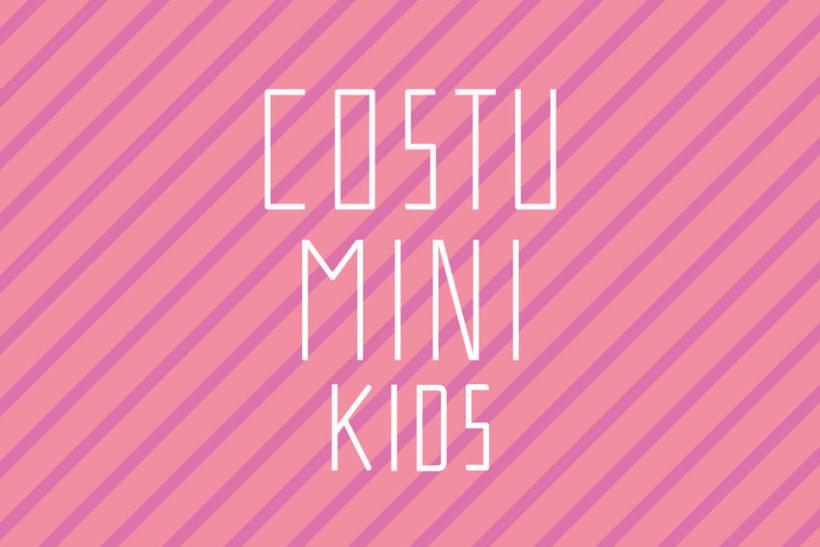 Costumini Kids -1