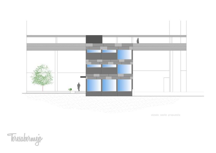 BiBlioteca Barrio de las Flores 9