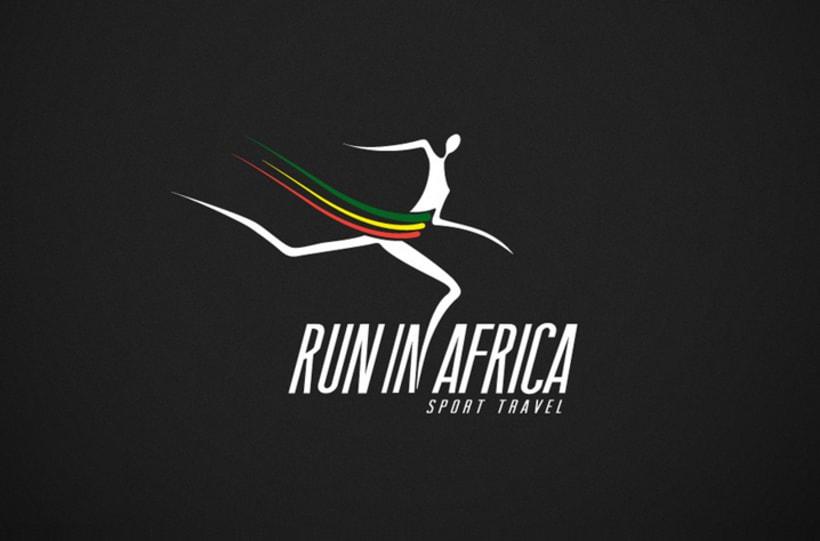 Run in Africa 0