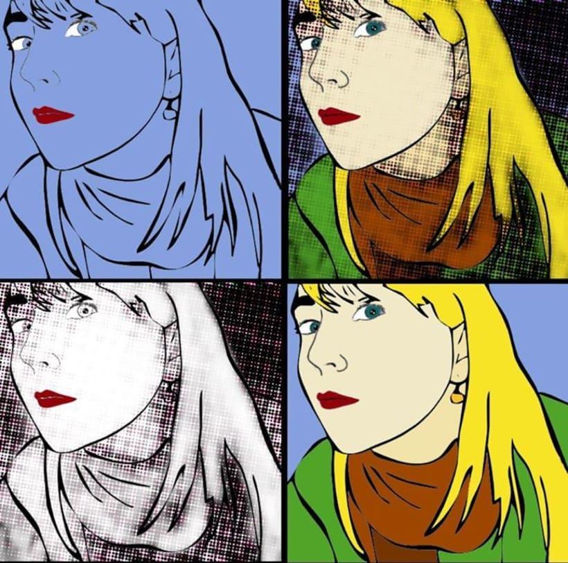 Retratos. 3
