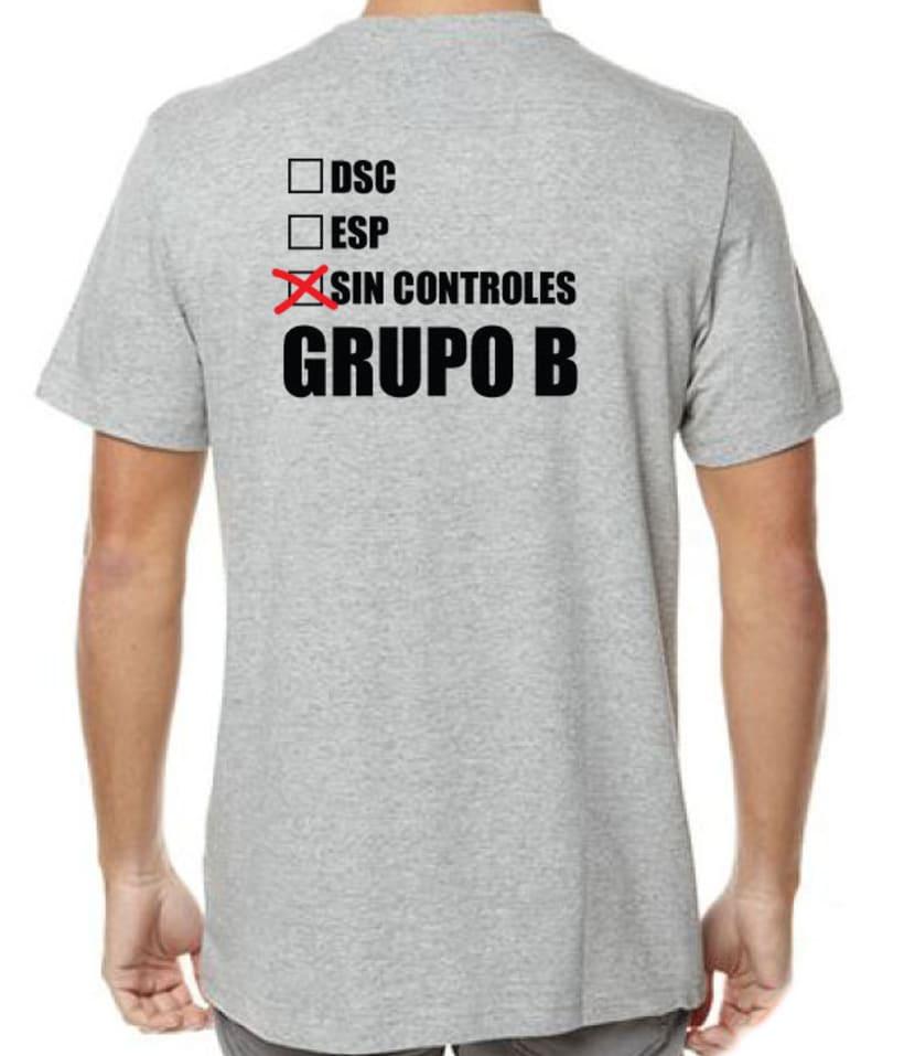 Diseño de camisetas Racing para Competizetas.es 2