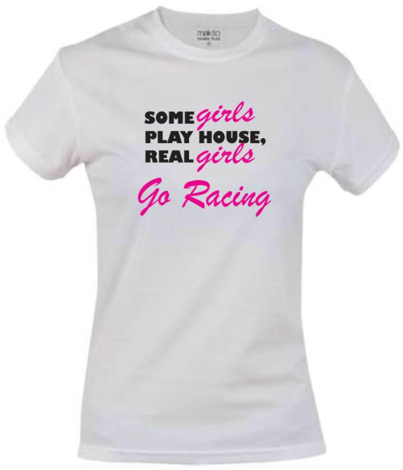 Diseño de camisetas Racing para Competizetas.es 3