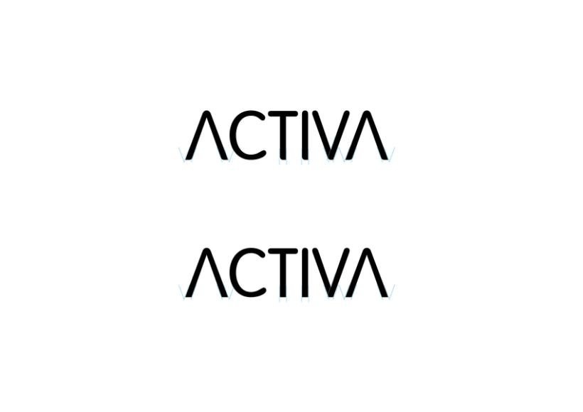 Activa branding project 0