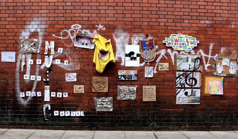 Wallpeople / Arte urbano colaborativo 2009-2012 8