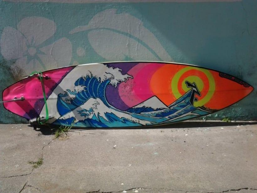 Tabla de Surf 0