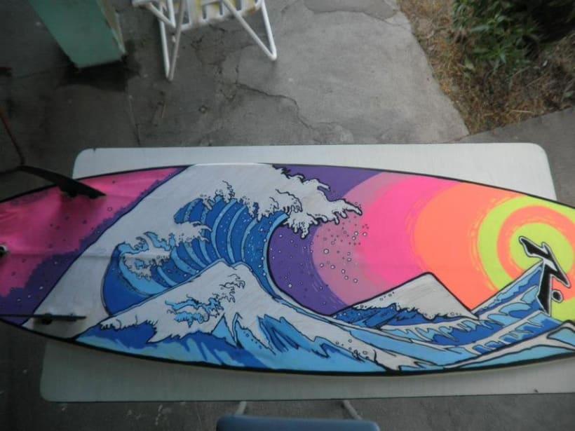 Tabla de Surf 1