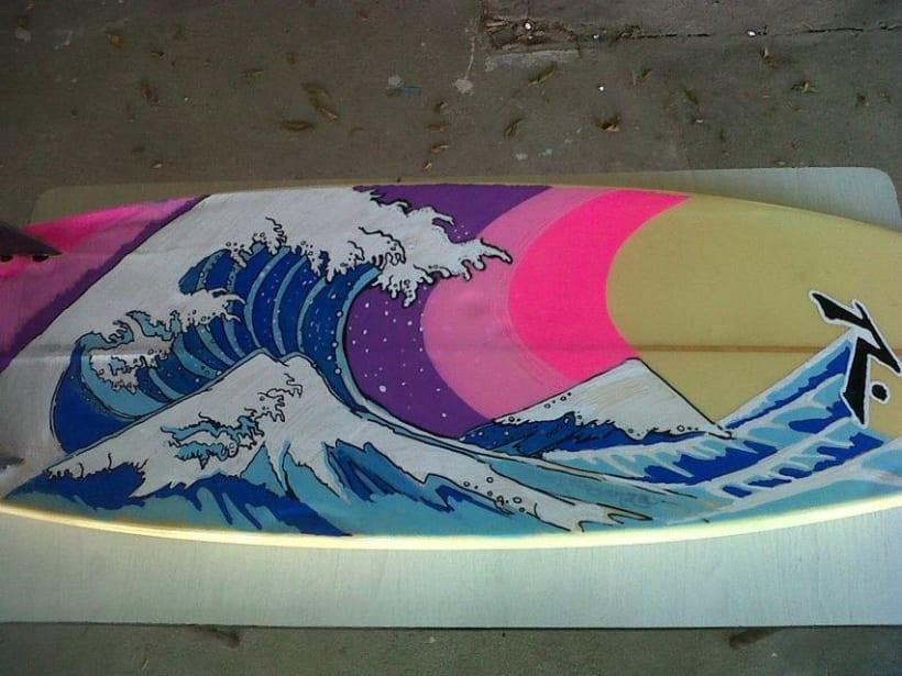 Tabla de Surf 2