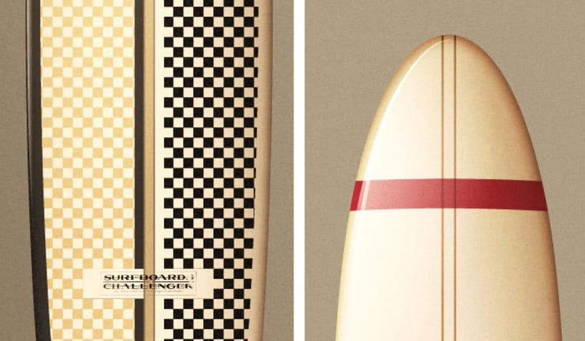 Classics longboards from the 60´s 3