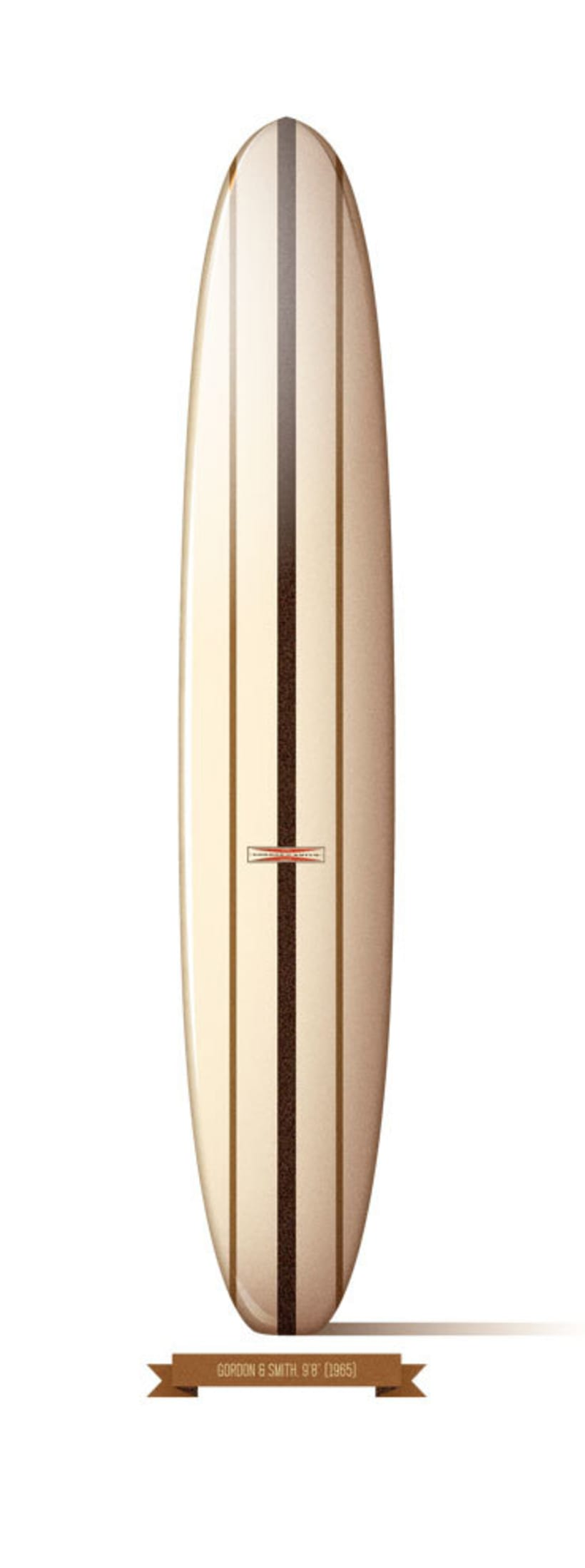 Classics longboards from the 60´s 9