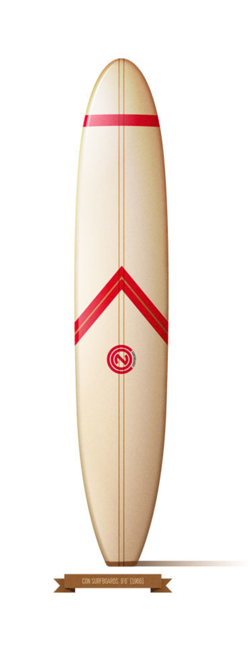 Classics longboards from the 60´s 10
