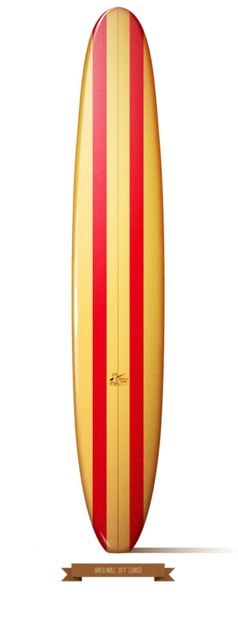 Classics longboards from the 60´s 15