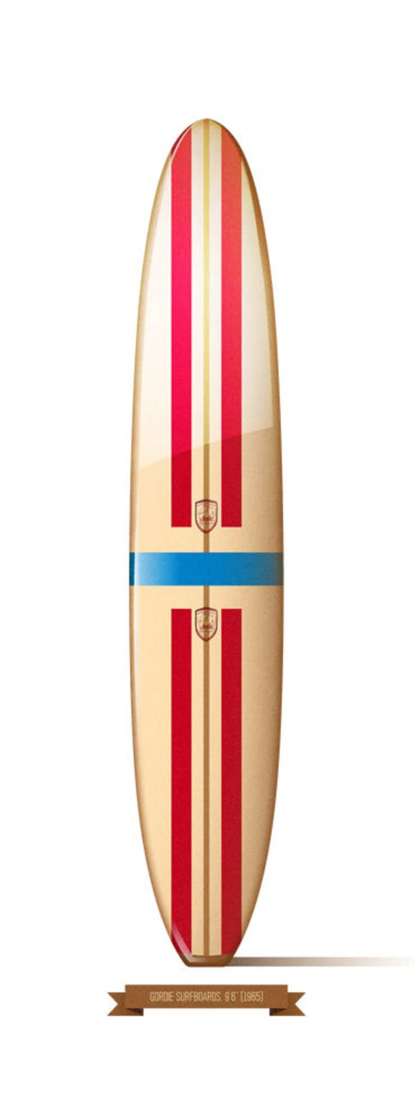 Classics longboards from the 60´s 16