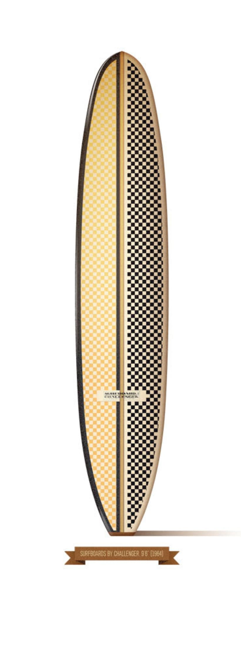Classics longboards from the 60´s 19