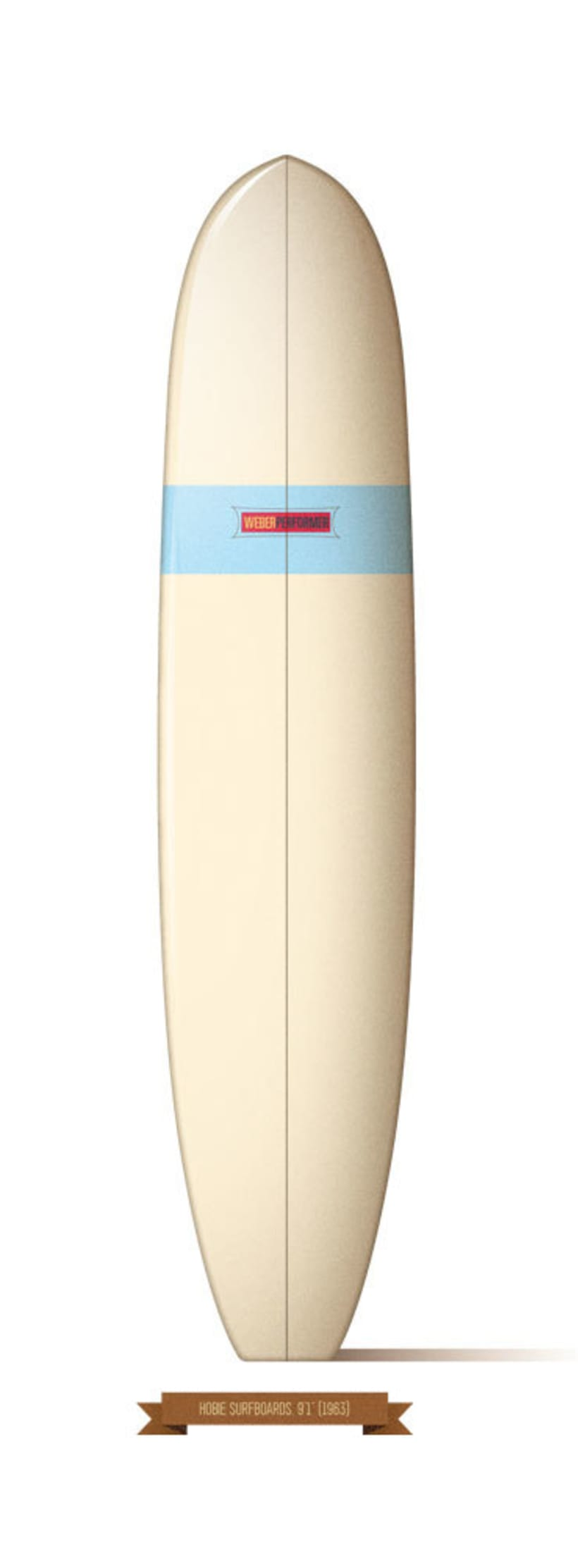 Classics longboards from the 60´s 23
