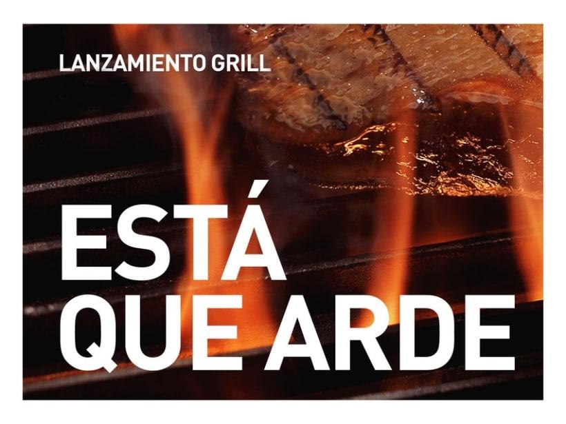 """Presentación Power Point """"Nuevo Grill"""" -1"""