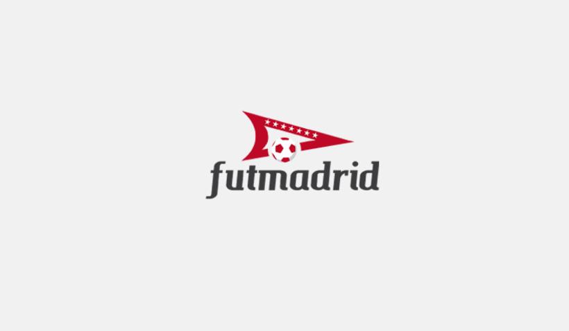 Rediseño de logo futmadrid 0