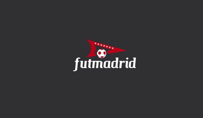 Rediseño de logo futmadrid 1