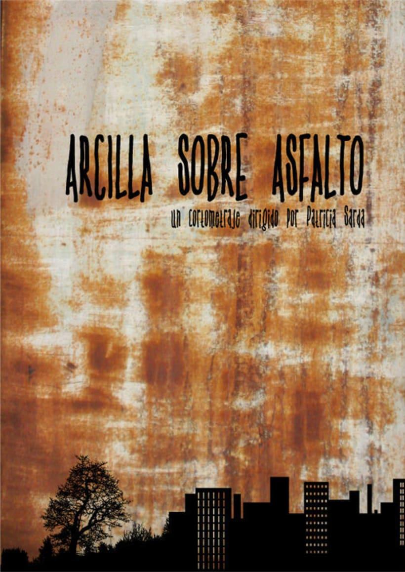 Art Direction. ARCILLA SOBRE ASFALTO 0
