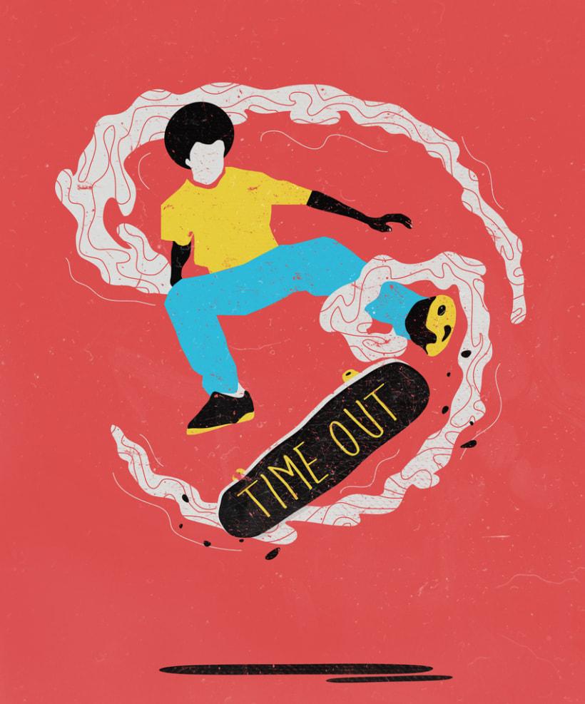 Skate Board 2013 -1
