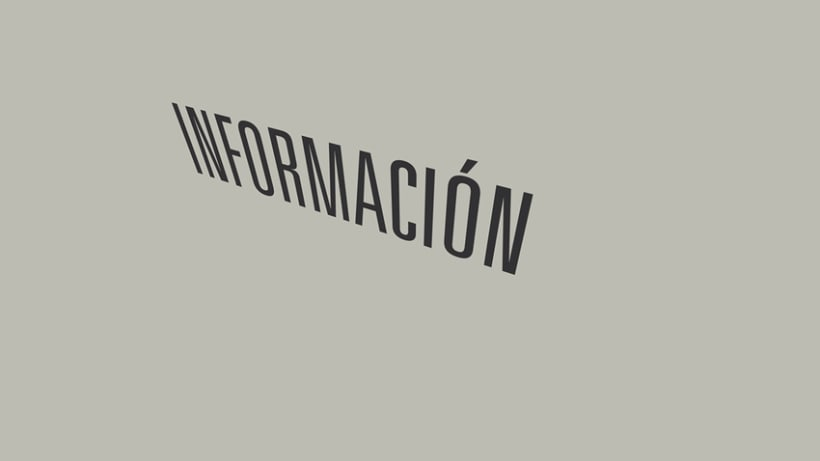 Master Information Graphic Design • IED Barcelona 9