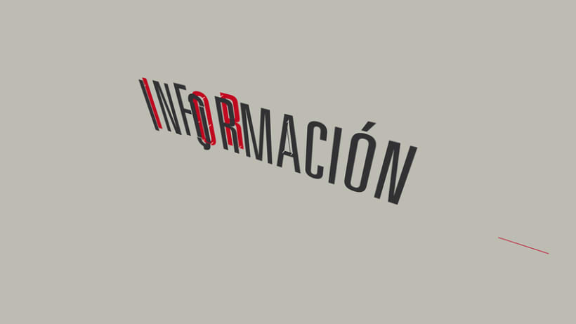 Master Information Graphic Design • IED Barcelona 10