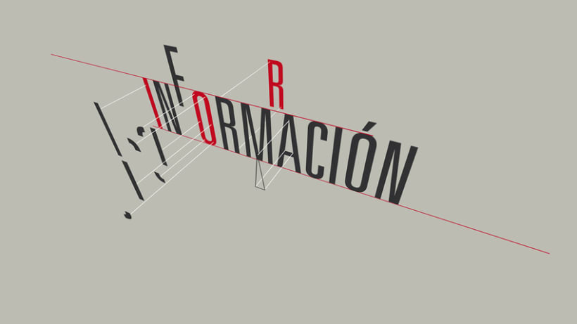 Master Information Graphic Design • IED Barcelona 12