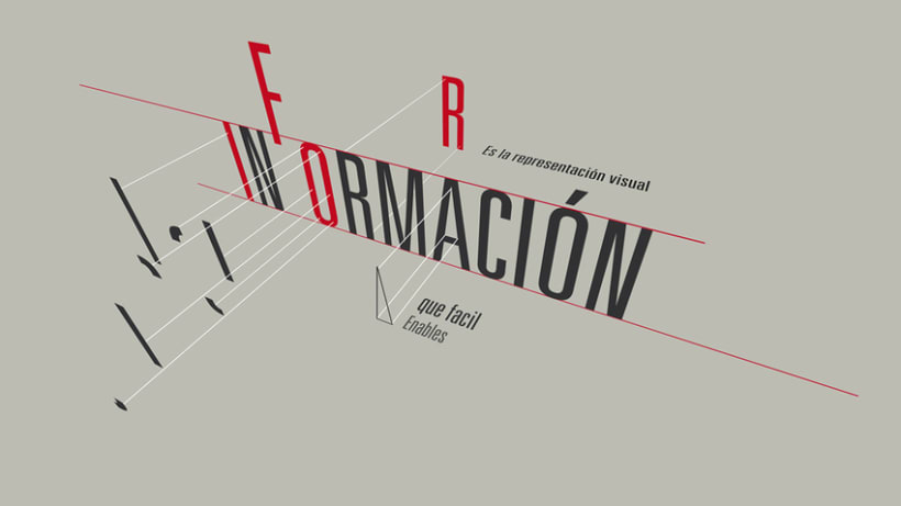 Master Information Graphic Design • IED Barcelona 13