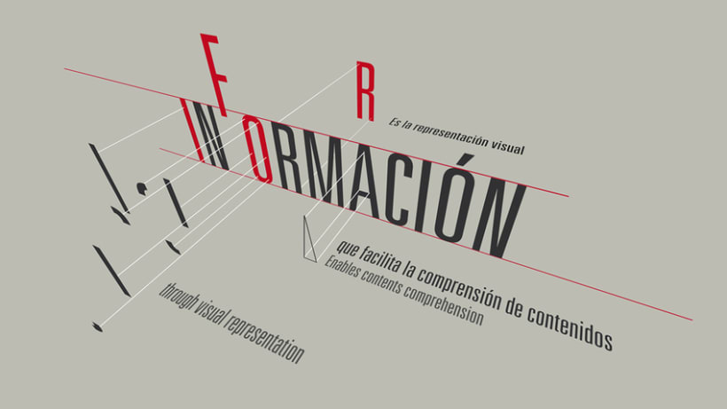 Master Information Graphic Design • IED Barcelona 14