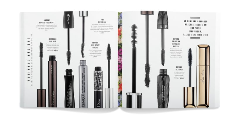 SEPHORA MEXICO MOTHERS DAY CATALOG 2