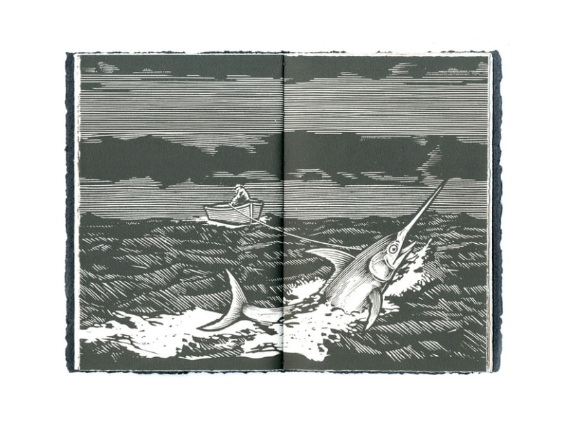 OLD MAN & THE SEA BOOKLET 11