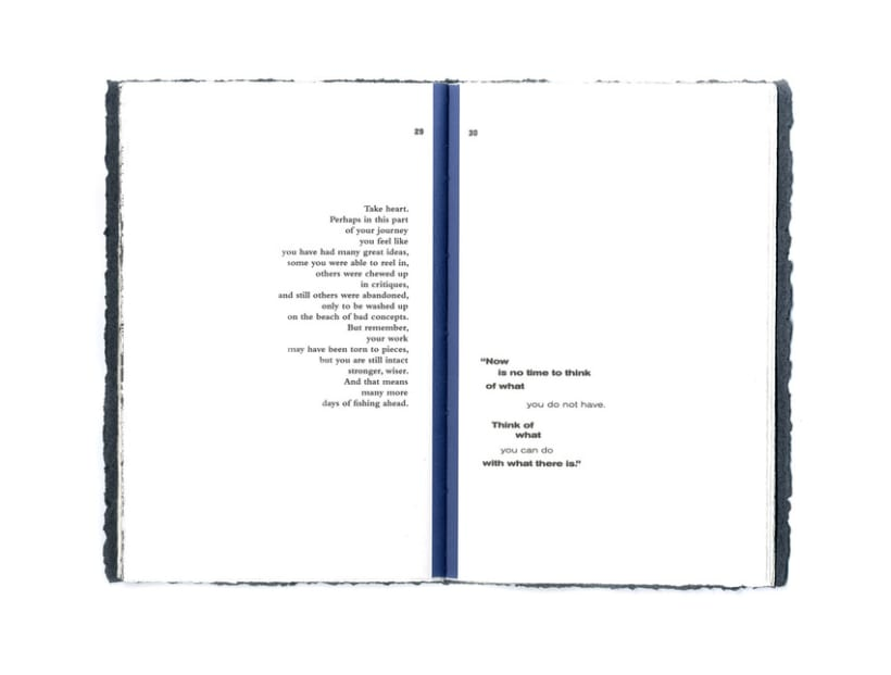 OLD MAN & THE SEA BOOKLET 15