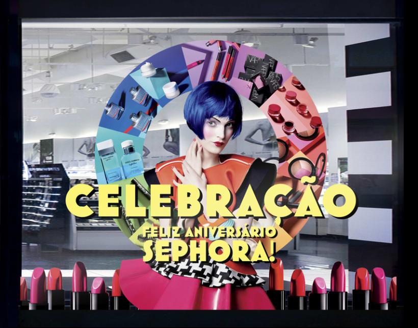 SEPHORA BRAZIL ANNIVERSARY 1