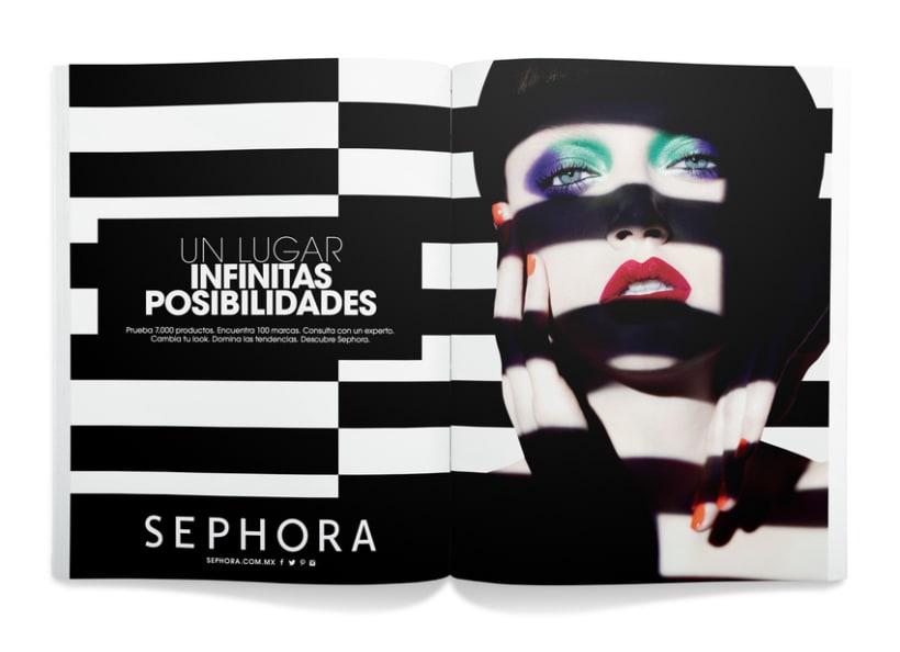 SEPHORA ADVERTISING -1