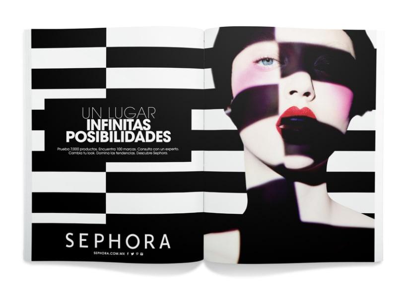 SEPHORA ADVERTISING 0