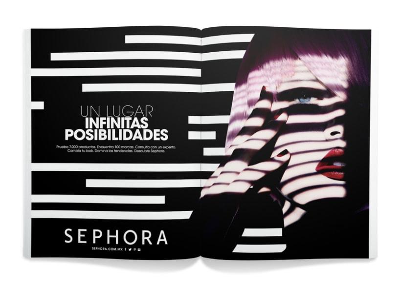 SEPHORA ADVERTISING 1