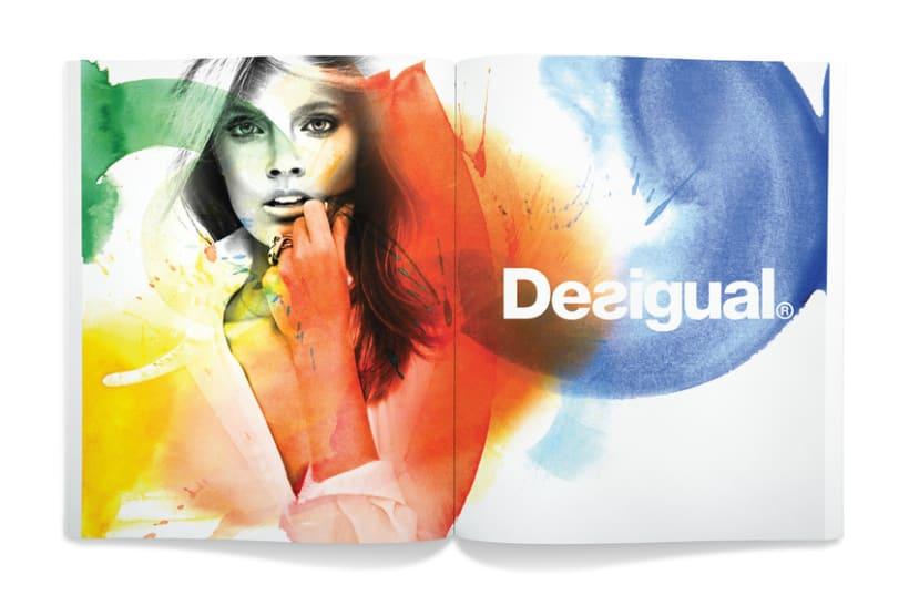 DESIGUAL  -1