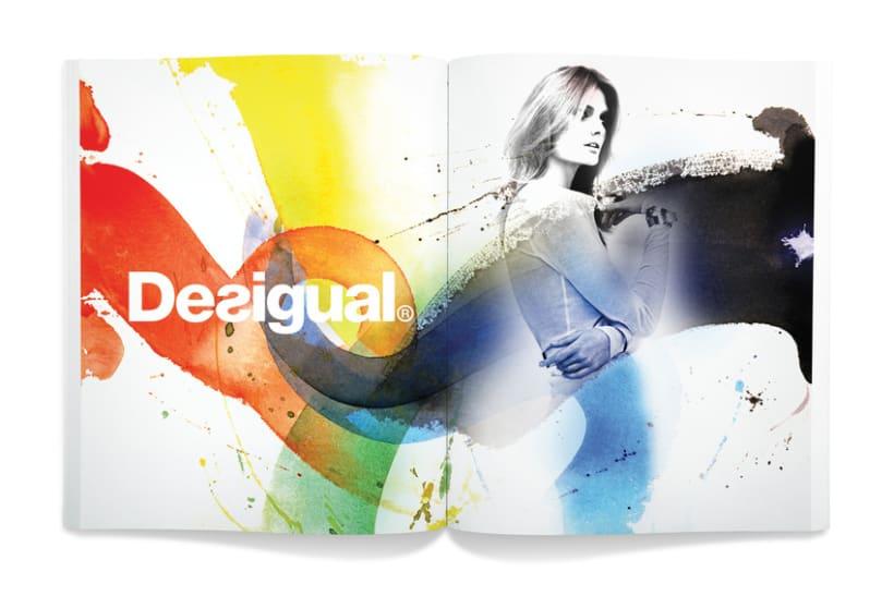 DESIGUAL  0