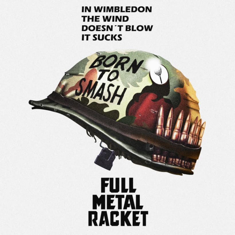 Full Metal Racket 4